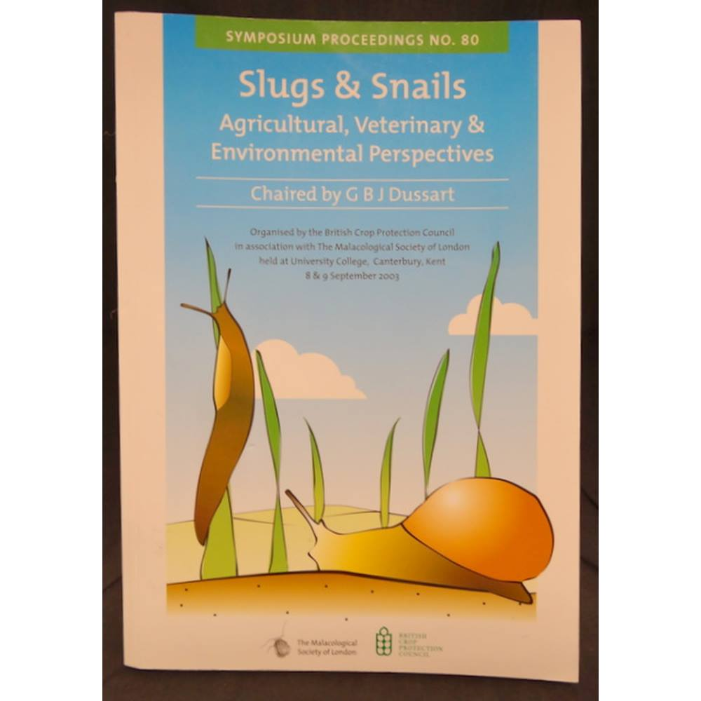 Preview of the first image of Slugs & Snails - Agricultural, Veterinary & Environmental Perspectives.
