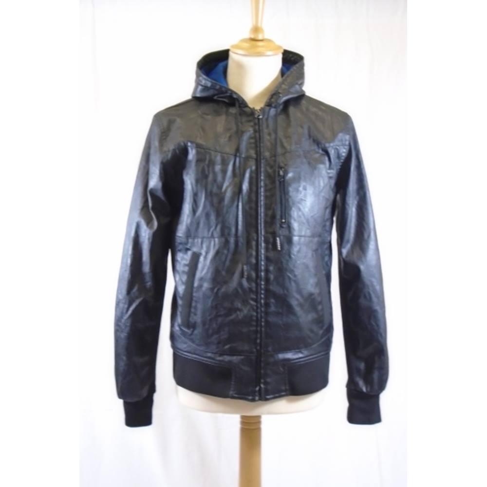 Zara Mens Leather Jacket Local Classifieds Preloved