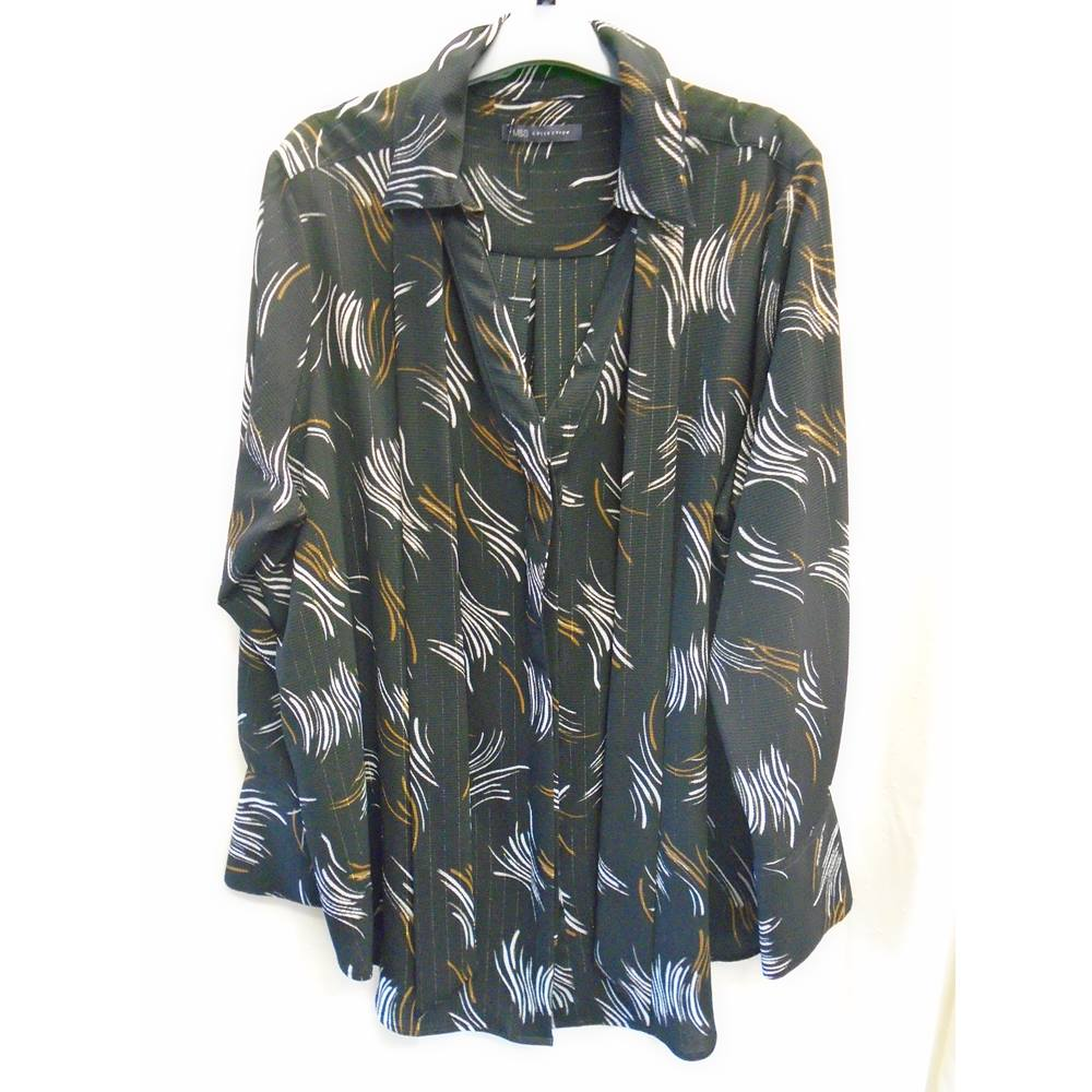 c8ccaf9fd808b6 M&S Collection Women's Printed Blouse - Size 24 M&S Marks ...