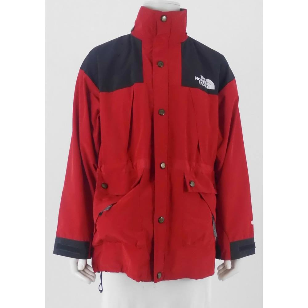 0ff8cf687 Vintage North Face Size M Red Gore-Tex Jacket | Oxfam GB | Oxfam's Online  Shop