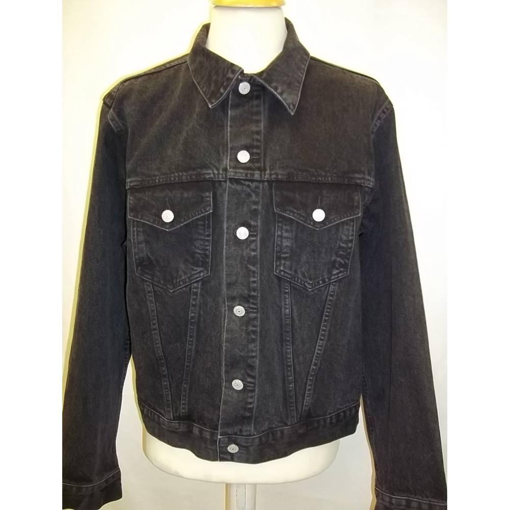 abb6ff0e812d7e Ralph Lauren - Size  L - Black - Denim jacket