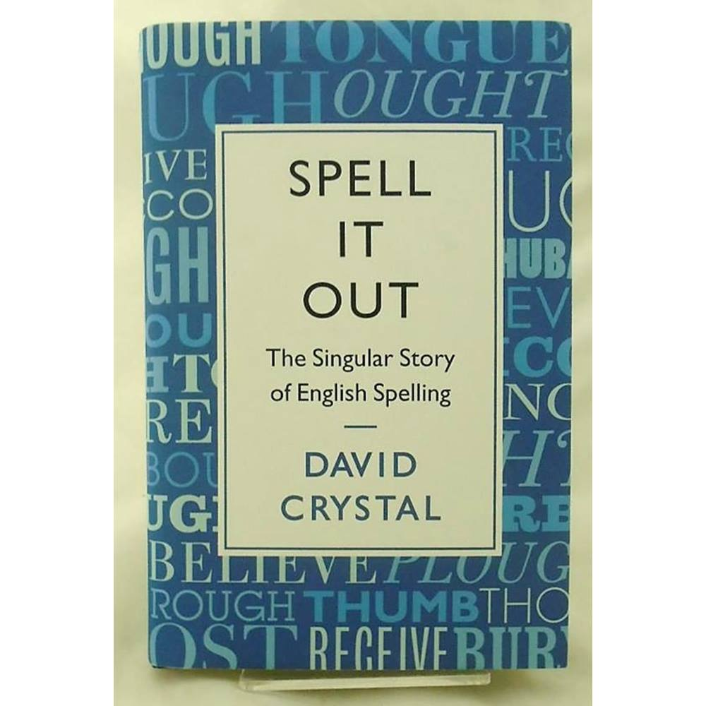 Spell it Out - signed copy For Sale in Sevenoaks, London | Preloved