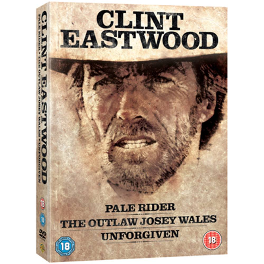 PALE RIDER/THE OUTLAW JOSEY WALES/UNFORGIVEN 18