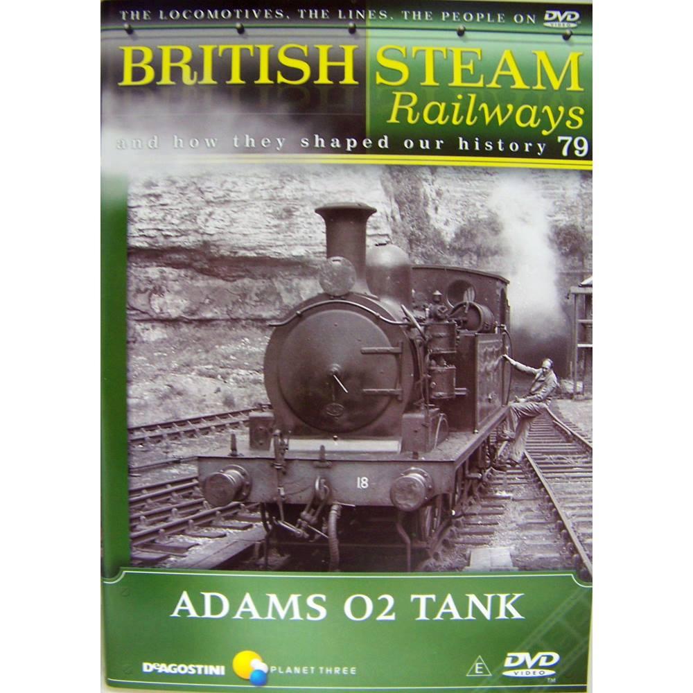 British Steam Railways vol 79 : Adams O2 Tank (engines used on Isle of  Wight 1920s-1960s, DVD) E