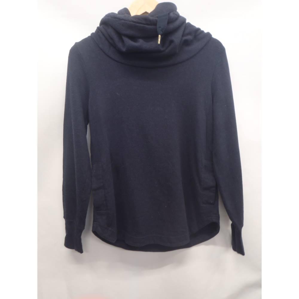 79be9438002 Navy Blue Women's Hoodie Tom Joule - Size: 8 - Blue - Hoodie | Oxfam GB |  Oxfam's Online Shop