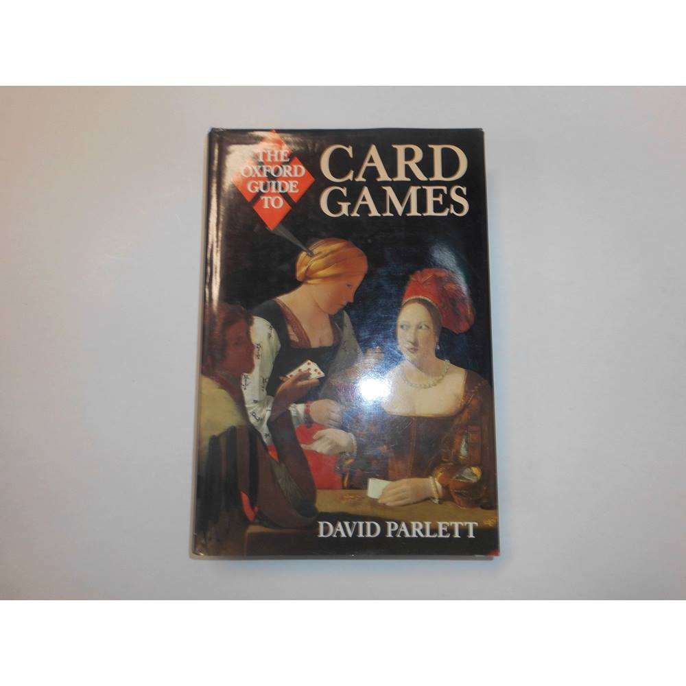 The Oxford guide to card games | Oxfam GB | Oxfam's Online Shop