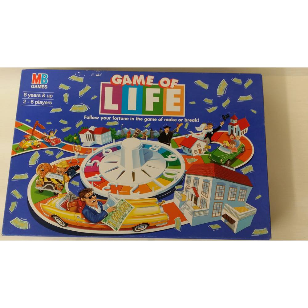 Game of Life board game   Oxfam GB   Oxfam's Online Shop