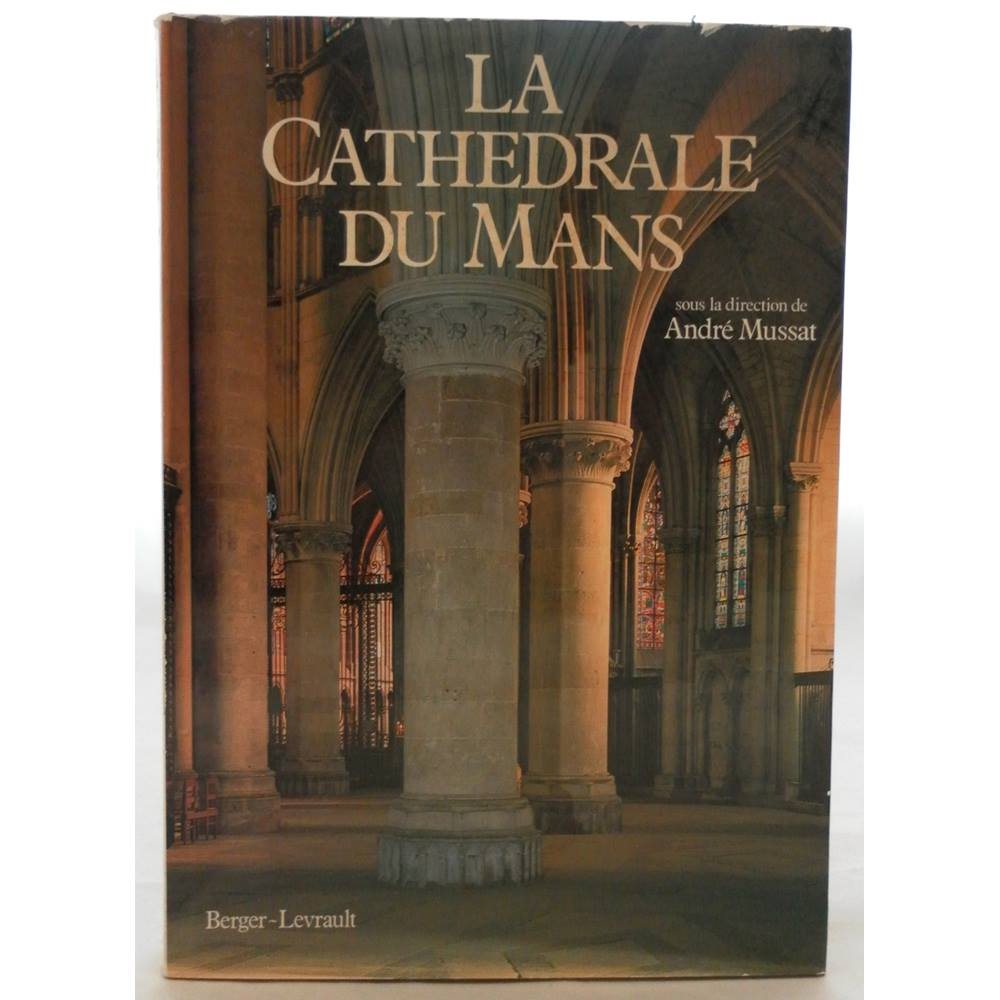 Preview of the first image of La Cathedrale Du Mans.