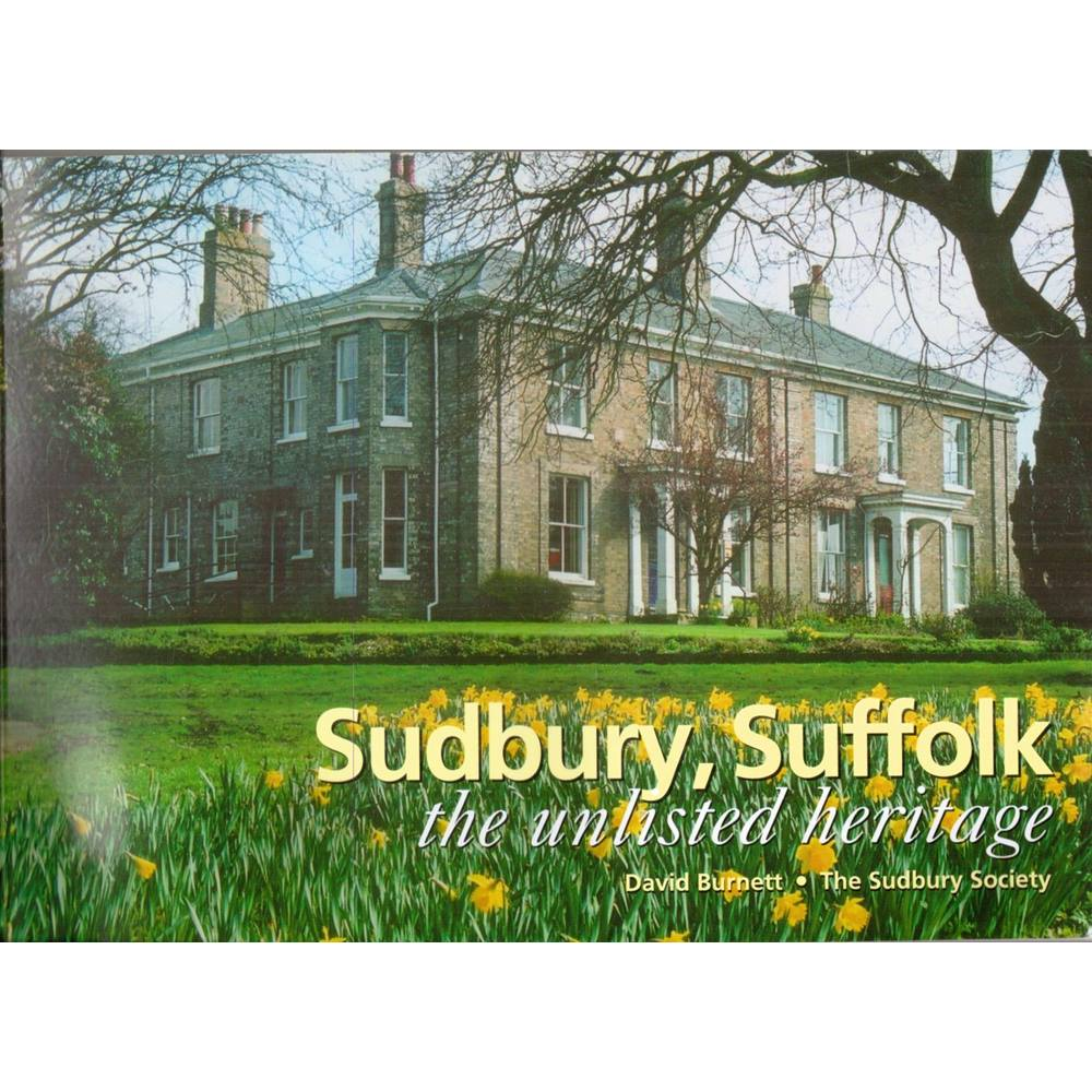Sudbury, Suffolk the Unlisted Heritage For Sale in Hertford, London |  Preloved