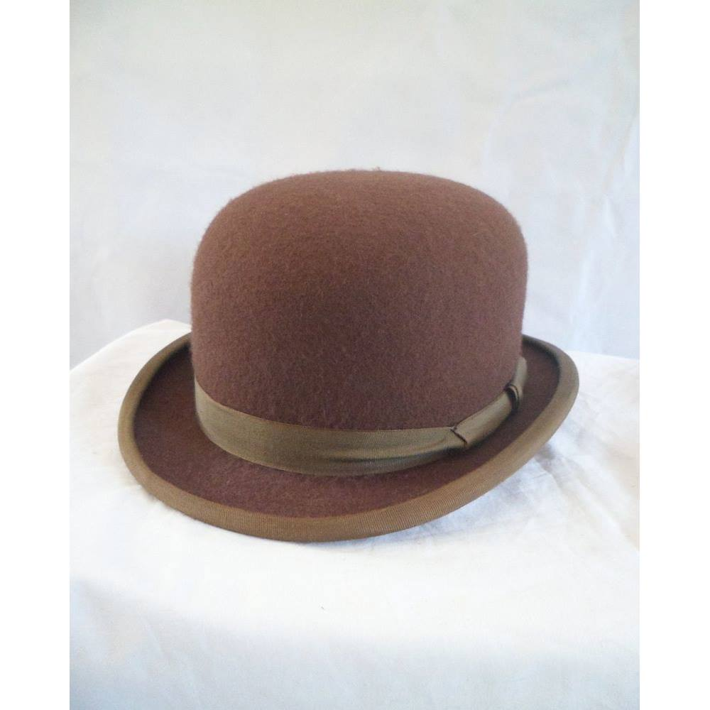9caee14ca0883 Christys' London Women's Bowler Hat Christys' London - Size: S. Loading zoom