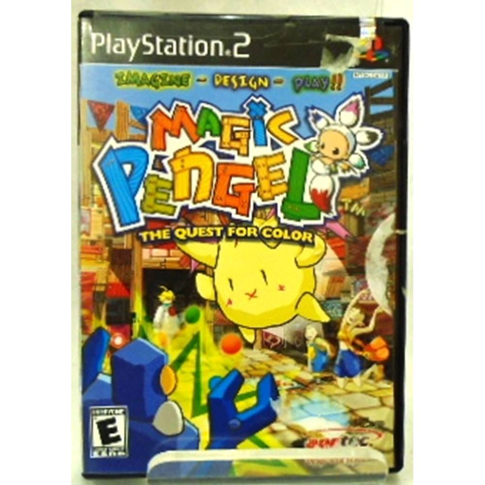 Playstation 2 Magic Pengel: The quest for color Garakuda-Studio and Taito |  Oxfam GB | Oxfam's Online Shop