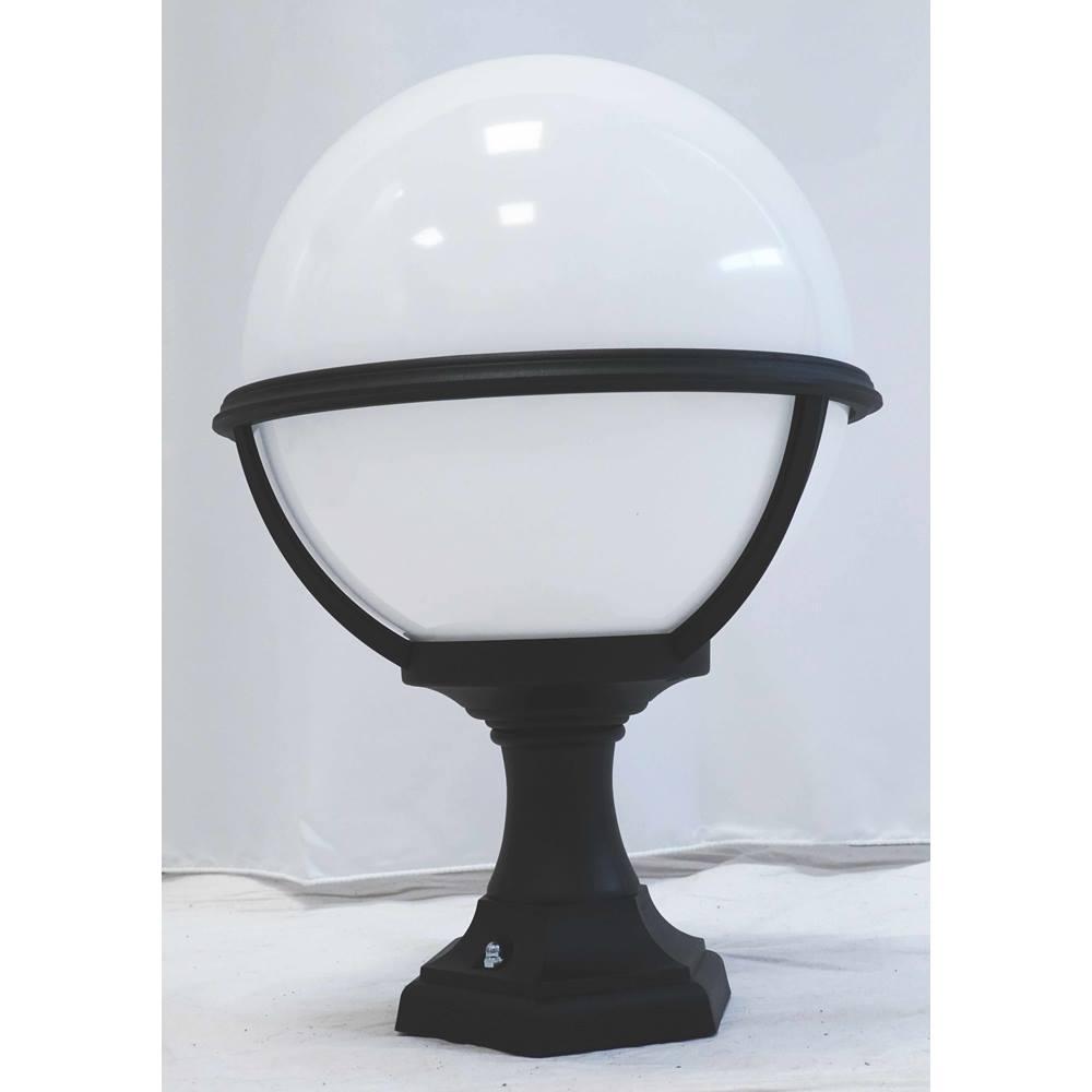 Elstead lighting glenbigh pedestal or porch outside globe light fitting oxfam gb oxfams online shop