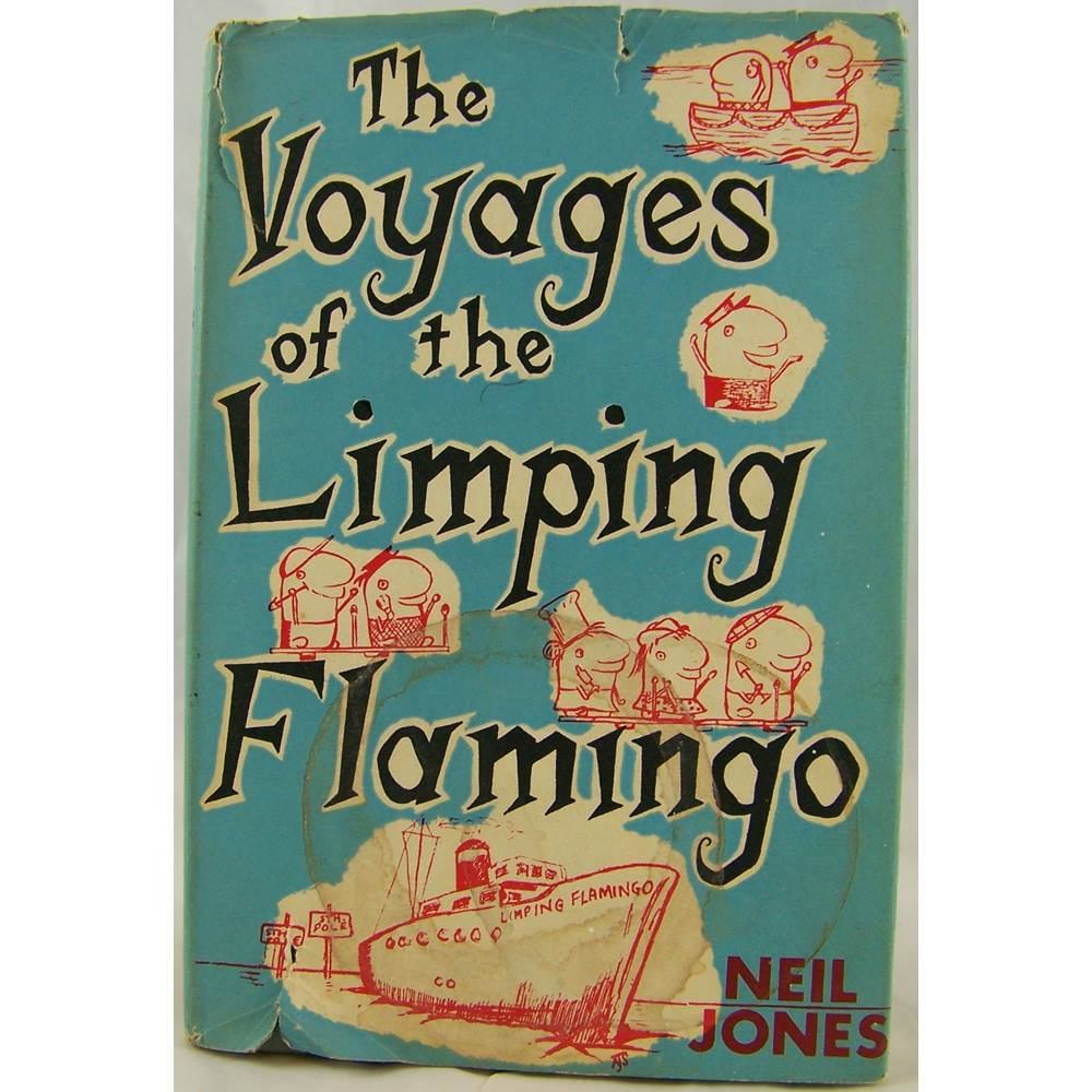 The Voyages of the Limping Flamingo | Oxfam GB | Oxfam's Online Shop