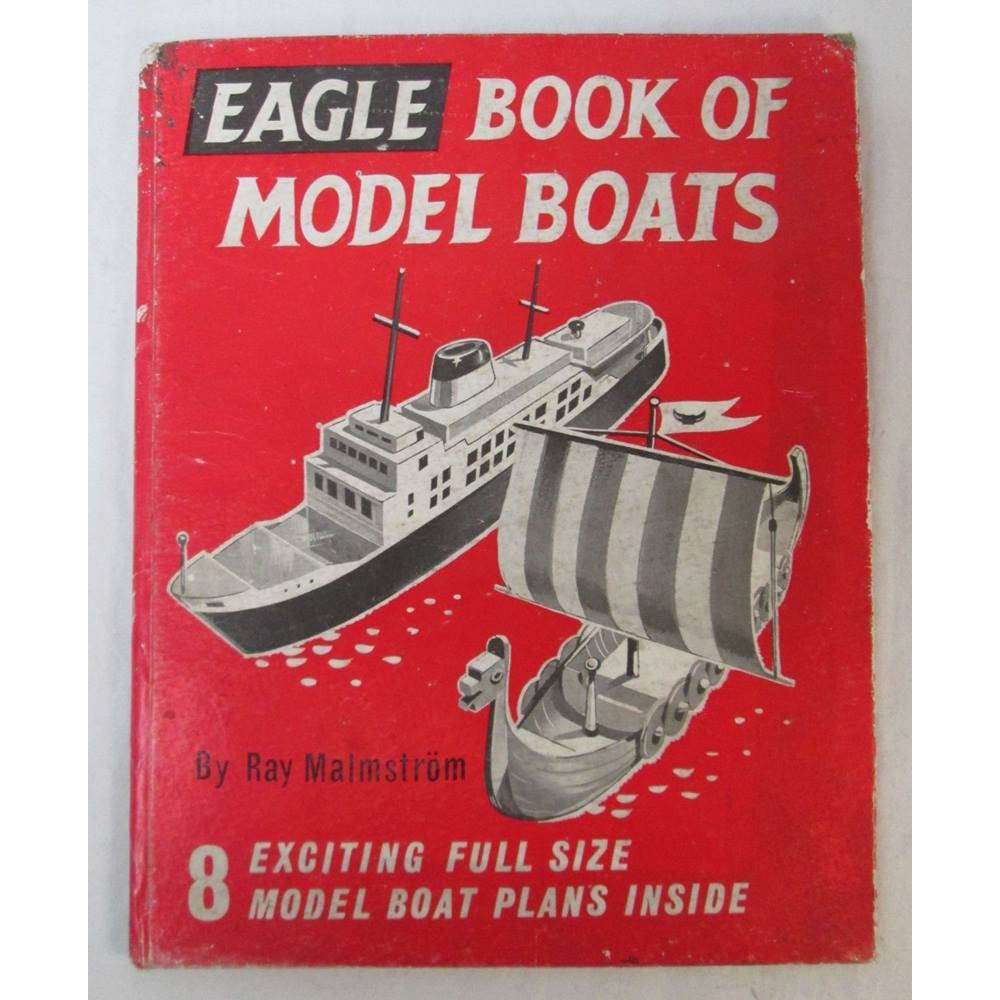 The Eagle Book of Model Boats For Sale in Romsey, London | Preloved
