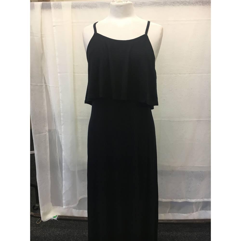 fda6c5ced2719 Boohoo Black Women's dress Boohoo - Size: 12 - Black