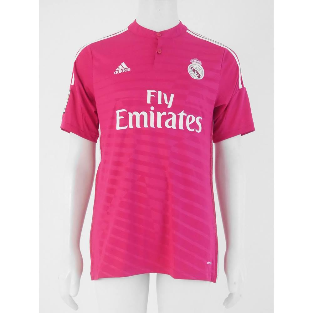 super popular c097e 2ec37 Real Madrid Away Benzema 9 Shirt 2014 - 2015 - Size L For Sale in Batley,  London | Preloved