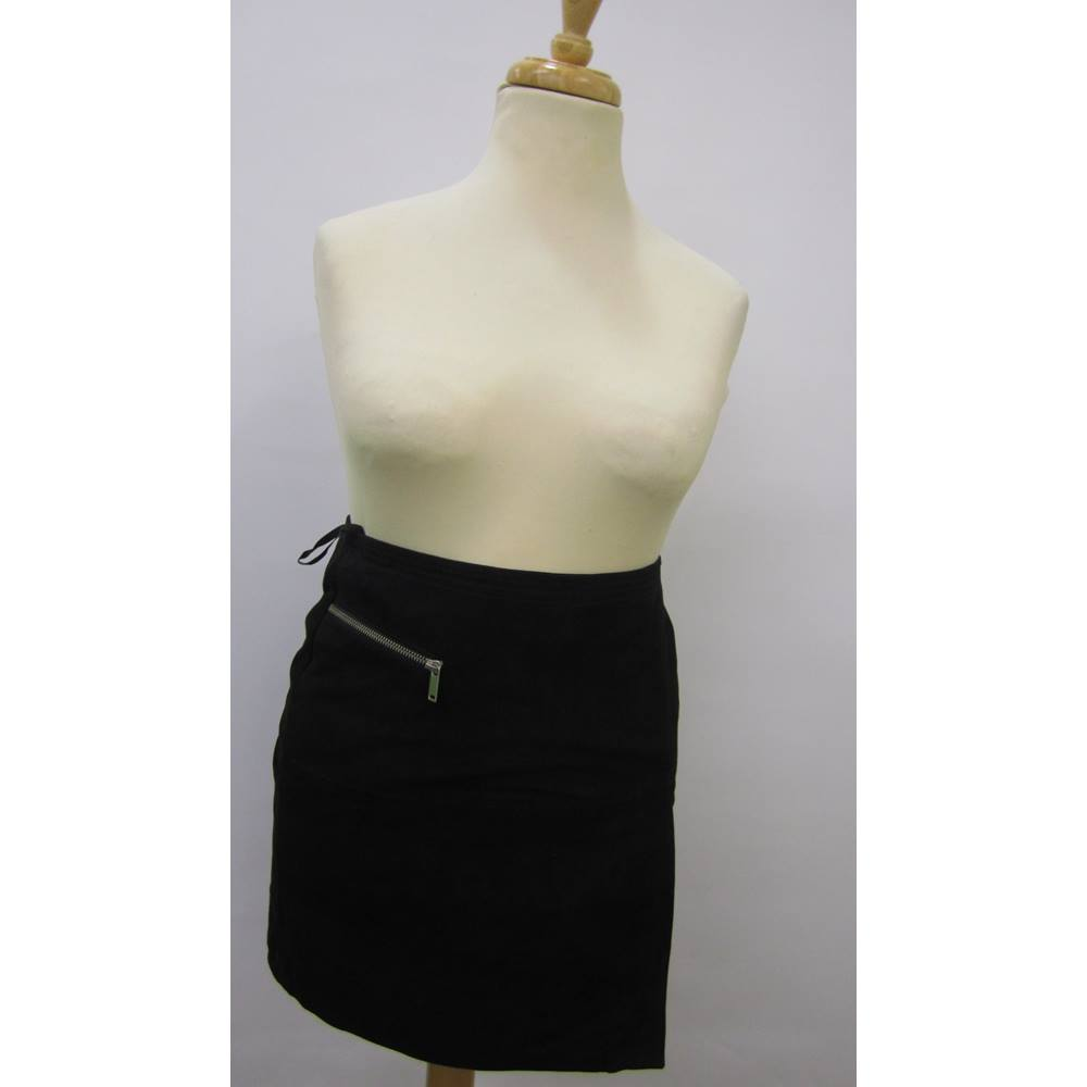 outlet online sale usa online look out for BNWT Mint velvet - Size: 12 - Black - Mini skirt   Oxfam GB   Oxfam's  Online Shop