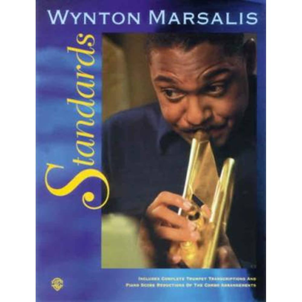 Standards: Trumpet Transcriptions with Piano Score with Other - Wynton  Marsalis For Sale in Leamington Spa, London   Preloved