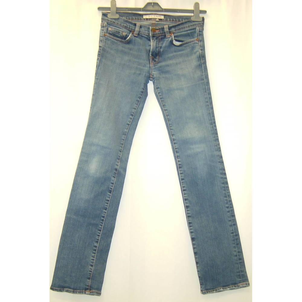 "J Brand Size 27"" waist Light Blue Jeans for sale  Milton Keynes"