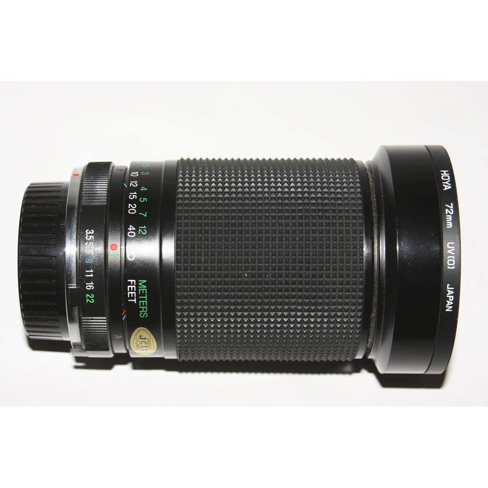 Vivitar multi-coated 28-210mm f3 5/5 6 macro wide angle to telephoto zoom  lens for Minolta MD mount  | Oxfam GB | Oxfam's Online Shop