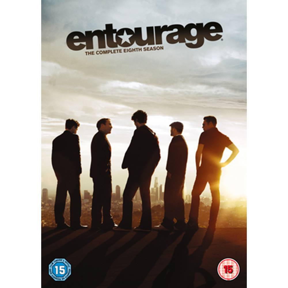 Preview of the first image of ENTOURAGE THE COMPLETE EIGHTH SEASON 15.