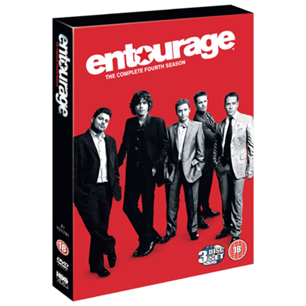 Preview of the first image of ENTOURAGE THE COMPLETE FOURTH SEASON 18.
