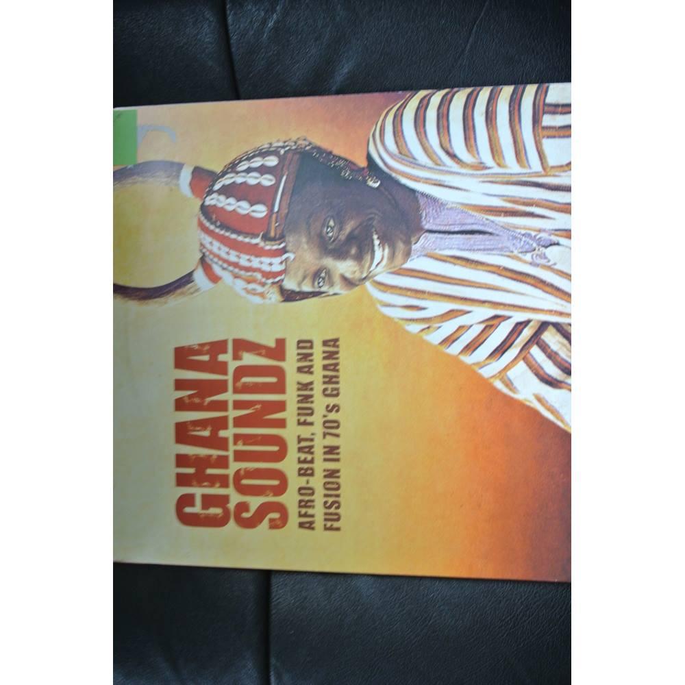Ghana Soundz, Afro Beat, Funk & Fusion in 70s Ghana Vinyl Various -  SNDWLP001 | Oxfam GB | Oxfam's Online Shop