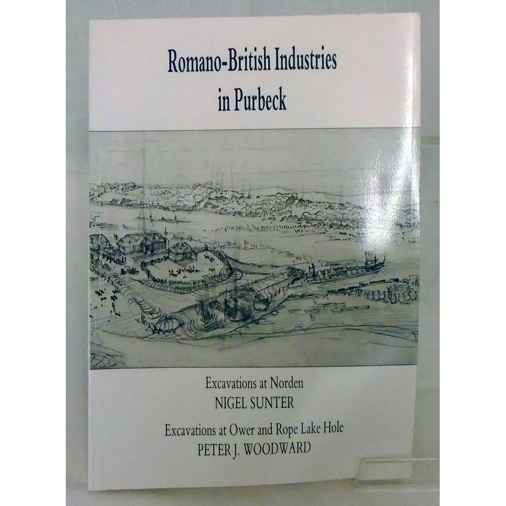 Preview of the first image of Romano-British Industries in Purbeck (Monograph Number 6).