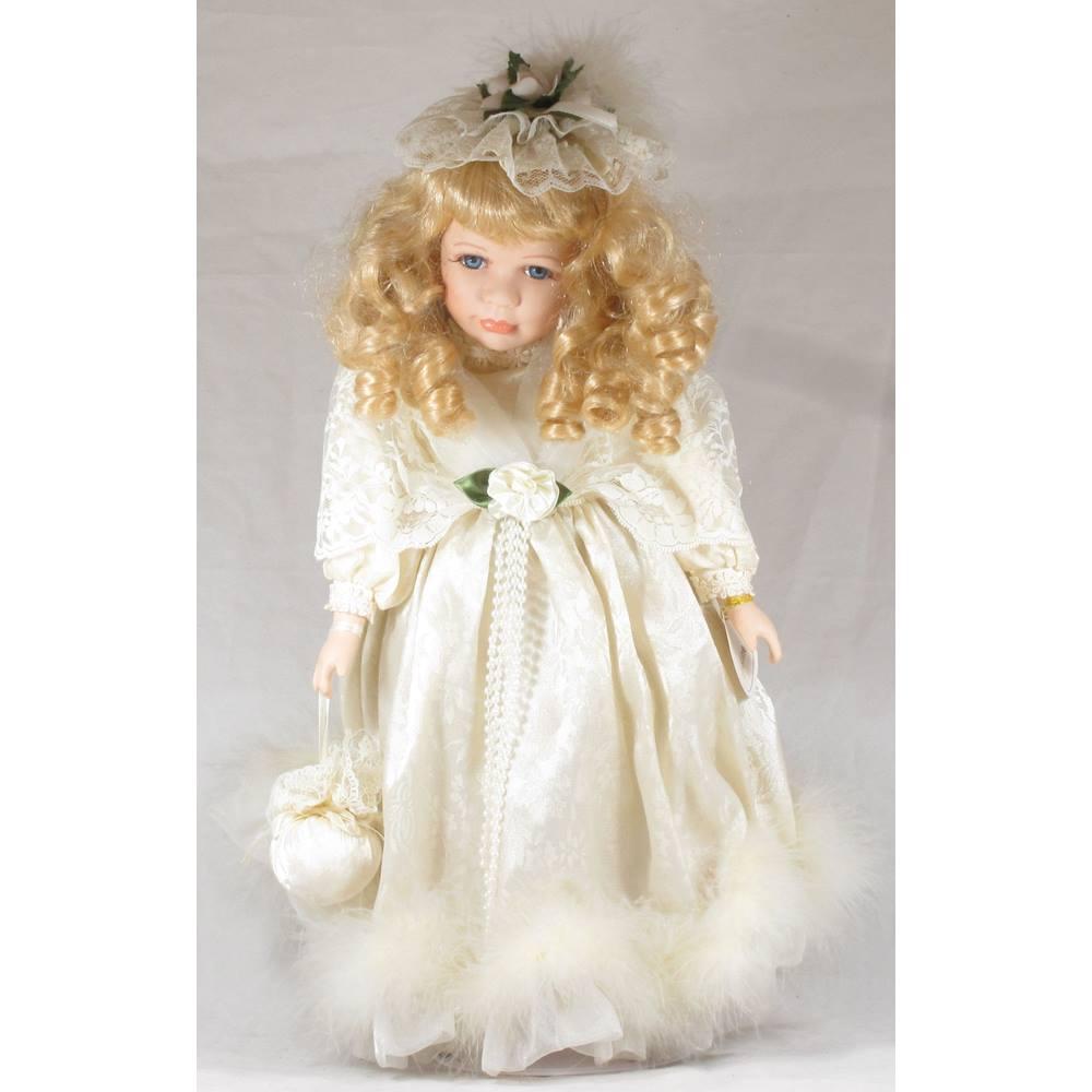 A Beautiful Porcelain bride doll | Oxfam GB | Oxfam's Online Shop