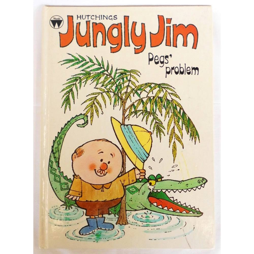 Preview of the first image of Jungly Jim: Pegs' Problem.