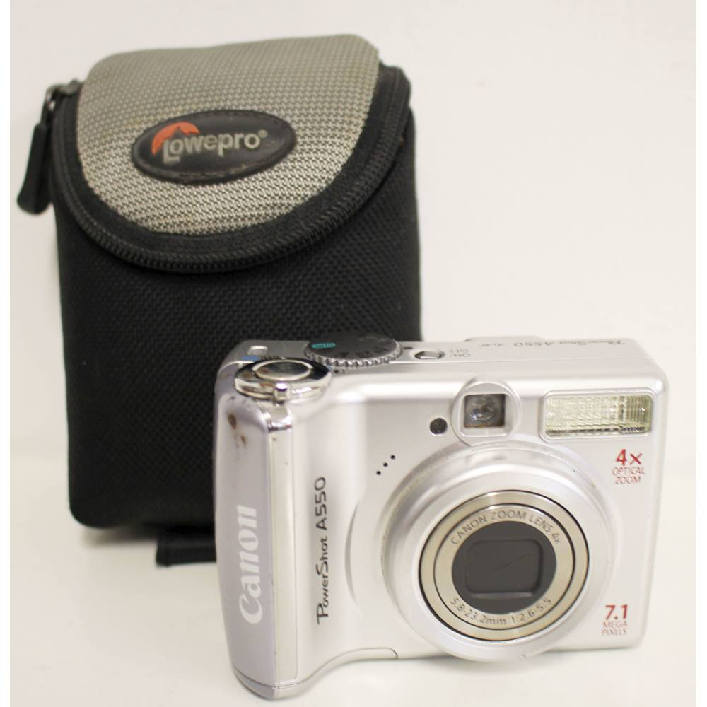 CANON POWERSHOT A550 DRIVER FOR MAC DOWNLOAD