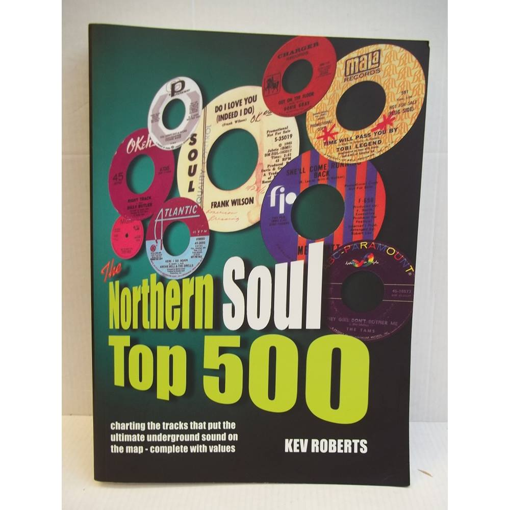 The Northern Soul Top 500 | Oxfam GB | Oxfam's Online Shop