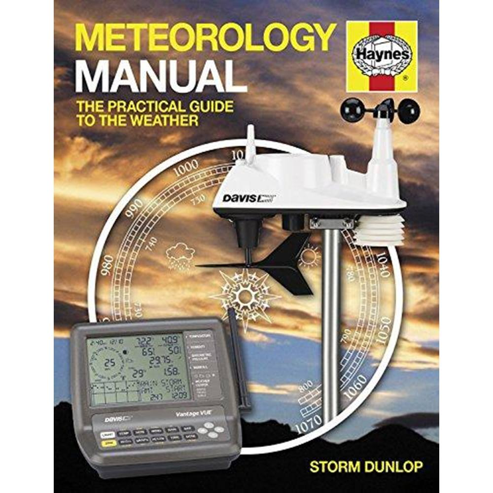 Dept Of Meteorology Manual Guide