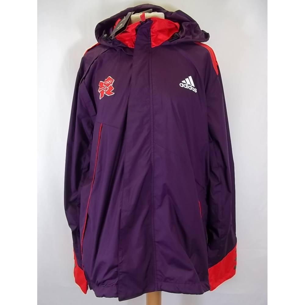 adidas london hooded jacket