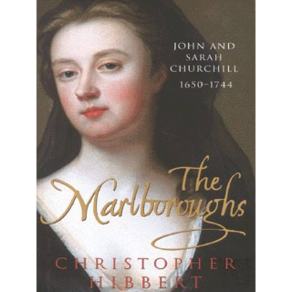 Preview of the first image of The Marlboroughs: John and Sarah Churchill 1650 - 1744.