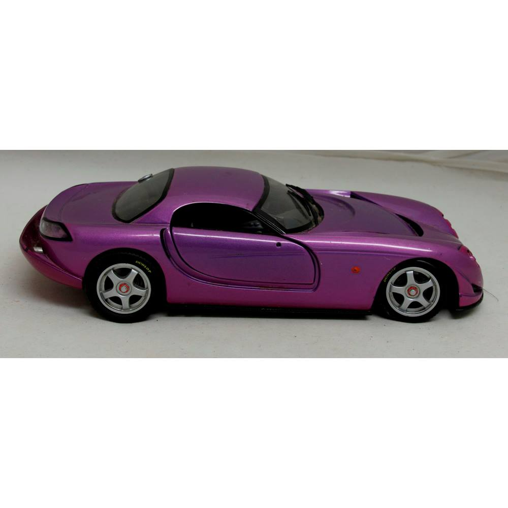 Preview of the first image of Mattel - Hot Wheels - TVR Speed 12 - 1:18 - 1998.