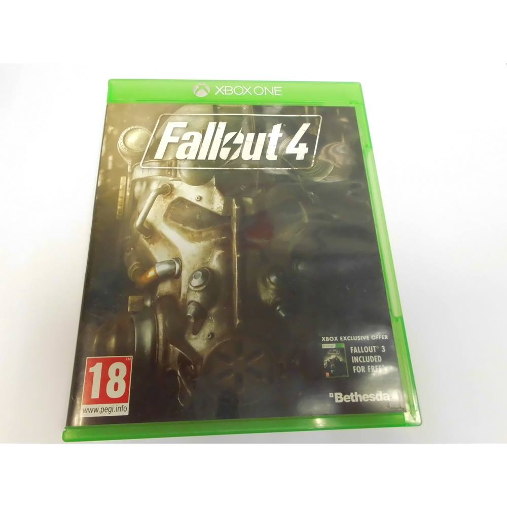 XBOX ONE Fallout 4 | Oxfam GB | Oxfam's Online Shop
