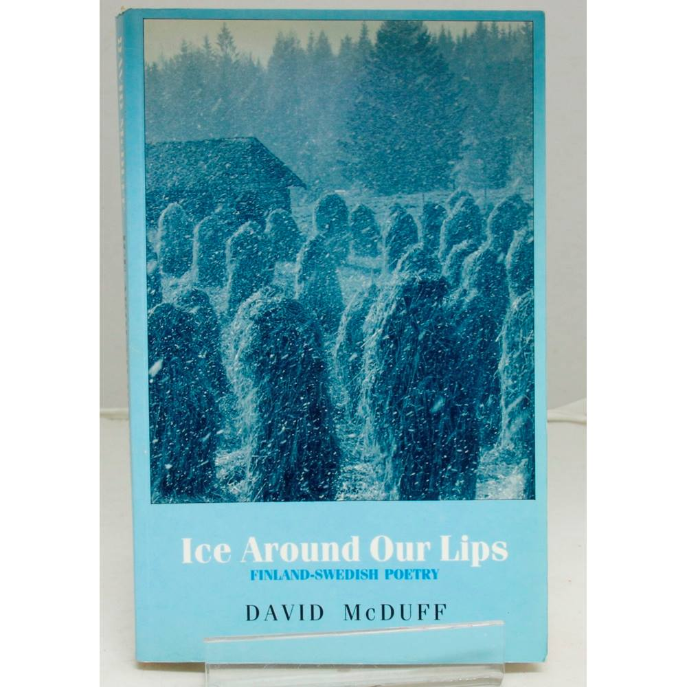 Preview of the first image of Ice around our lips - David McDuff - 1989.