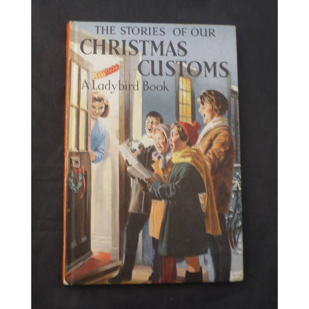 Oxfam Christmas Trees: (Ladybird) The Stories Of Our Christmas Customs