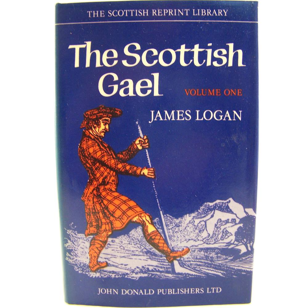 Preview of the first image of The Scottish Gael, or, Celtic Manners As Preserved Among the Highlanders Vol I.