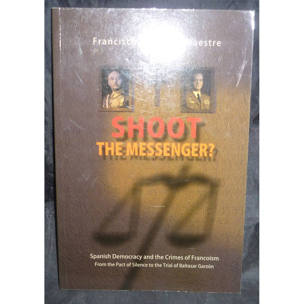 Preview of the first image of Shoot the messenger?.