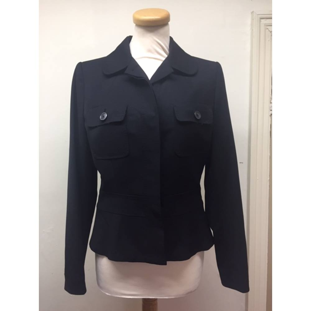Black Blazer Jacket Austin Reed Size 10 For Sale In Leicester Leicestershire Preloved