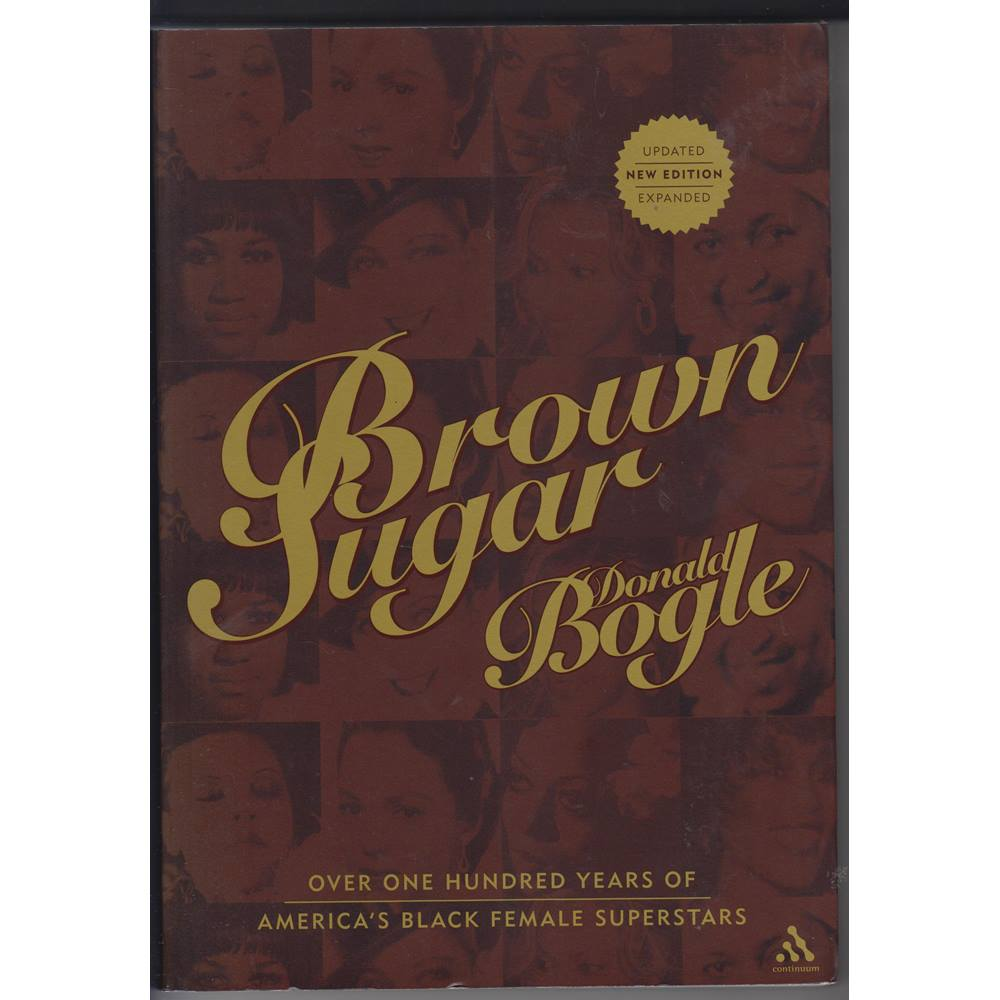 Preview of the first image of Brown Sugar: Over One Hundred Years of America's Black Female Superstars.