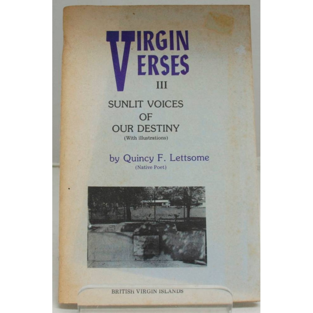 Preview of the first image of Virgin Verses III.