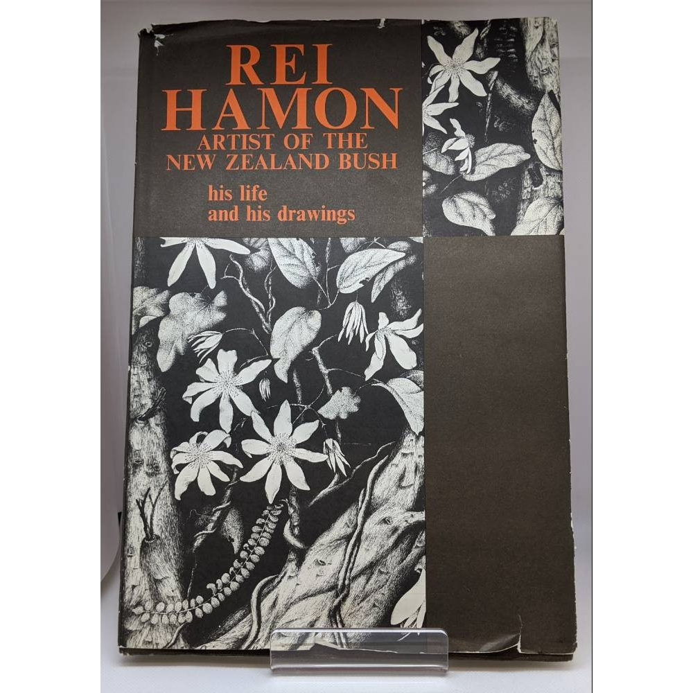 Preview of the first image of Rei Hamon : Artist of the New Zealand Bush, His Life and Drawings.