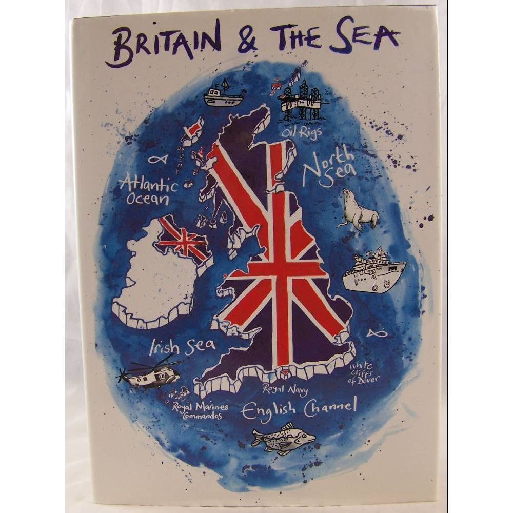 Preview of the first image of Britain & the Sea.