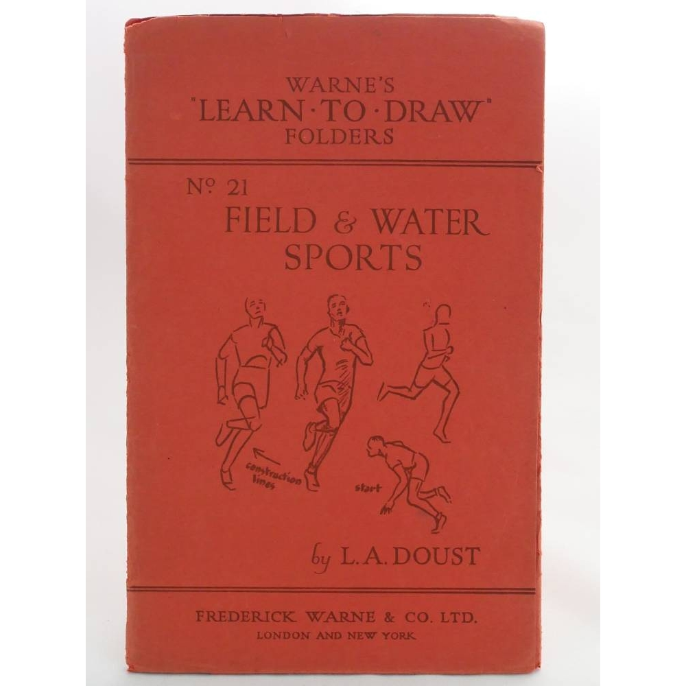Preview of the first image of Warne's 'Learn to Draw' Folders No. 21 Field and Water Sport.