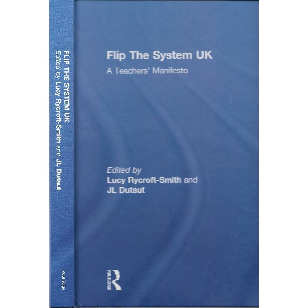 Preview of the first image of Flip the system UK - signed first edition.