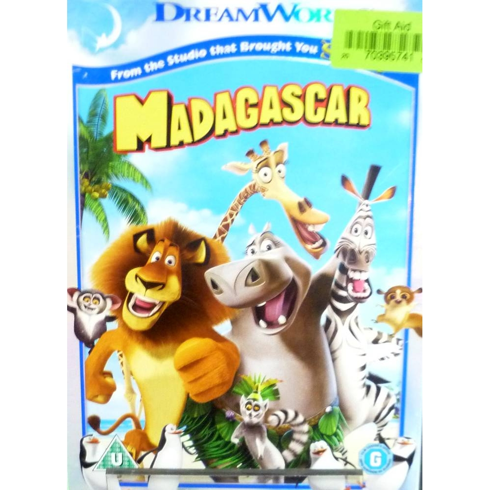 Preview of the first image of Madagascar - U.