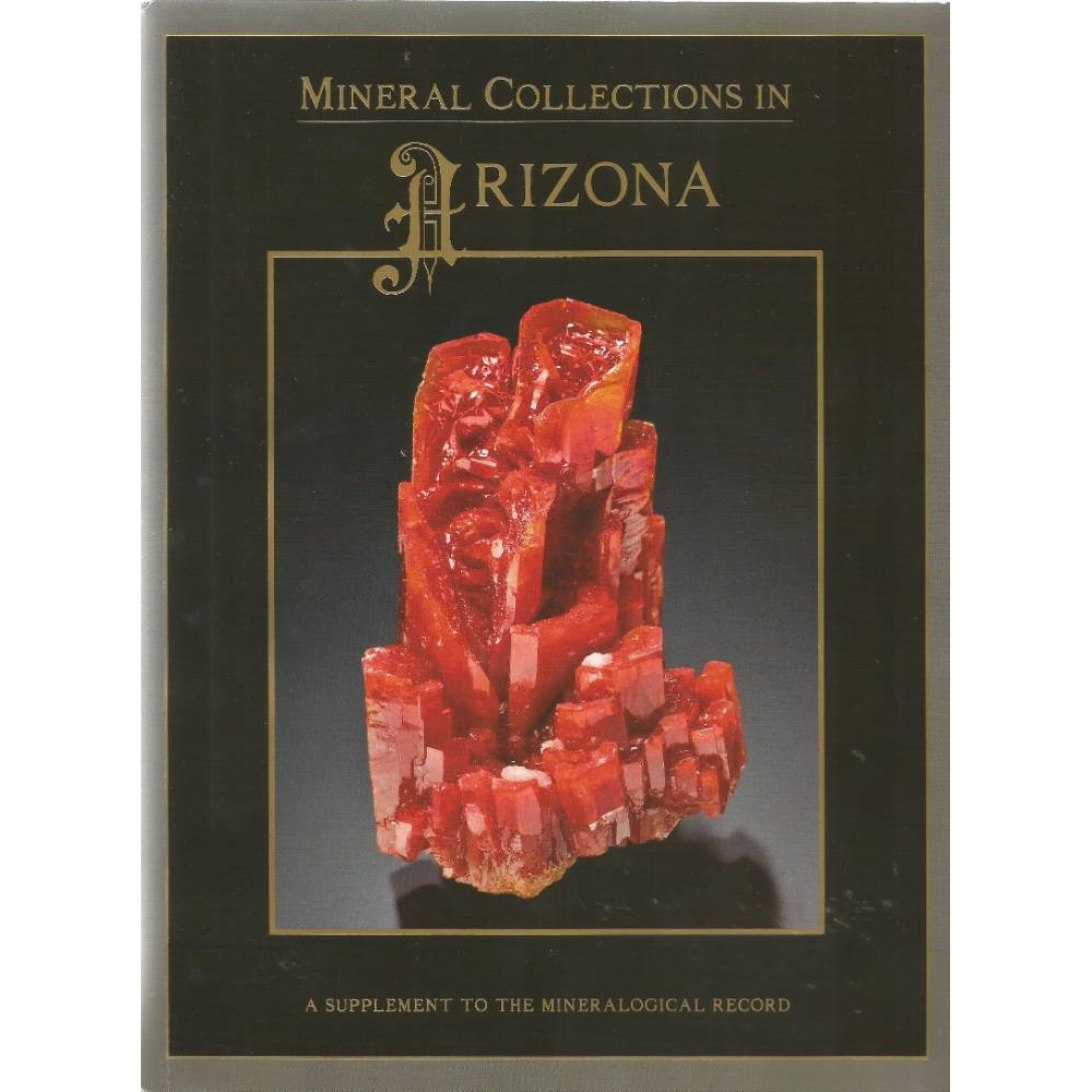 Preview of the first image of Mineral Collections in Arizona II.